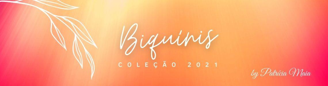 Biquínis Coleção Verão 2021 by Patrícia Maia